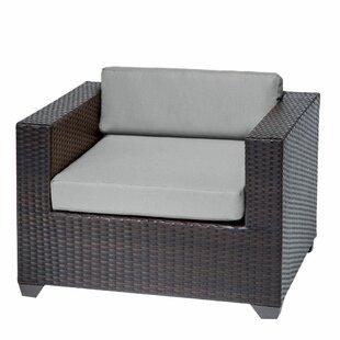 Camak Patio Chair with Cushions