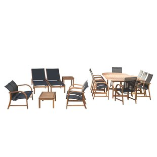 Nettleton 16 Piece Conversation Set