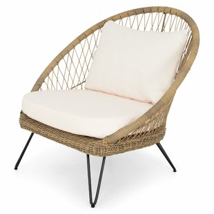 Batea Garden Chair With Cushion By Beachcrest Home