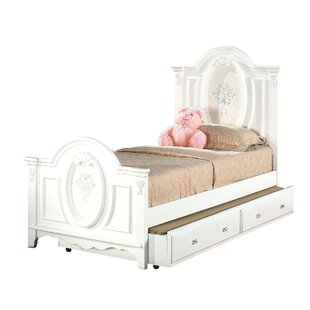 Schaub Panel Bed with Trundle