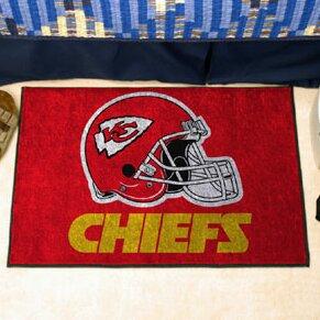 NFL - Kansas City Chiefs Doormat ByFANMATS