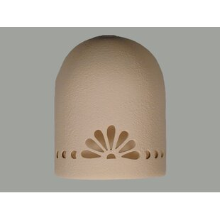Best Reviews Brookline Southwestern Hood-Fan 1-Light Outdoor Sconce By Foundry Select