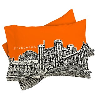 Bird Ave Princeton University Pillowcase
