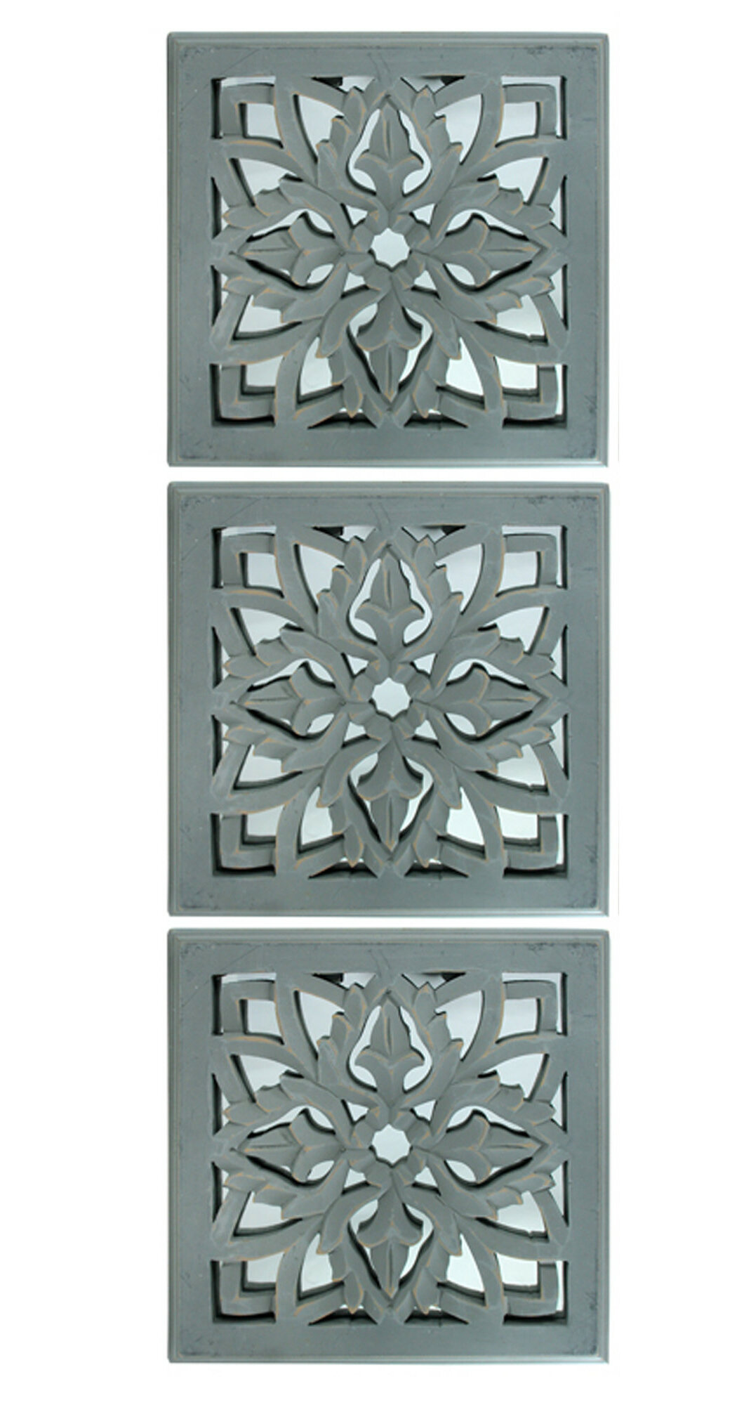 Carved Mdf Panel Wall Decor