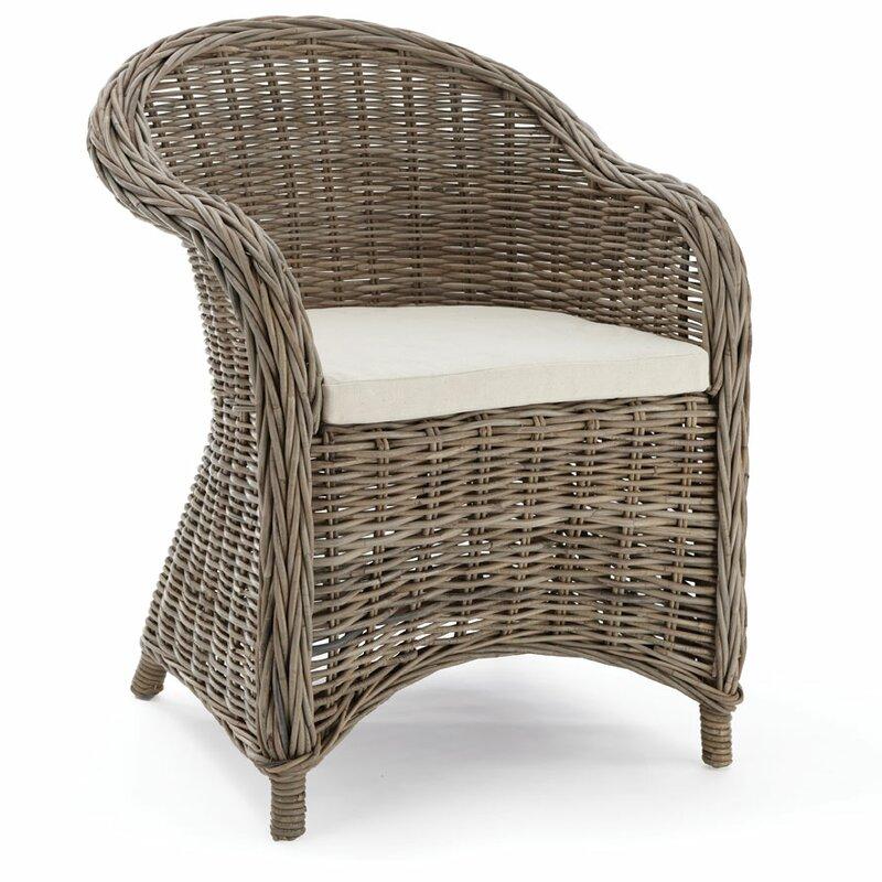 Arnett Arm Chair with Cushion