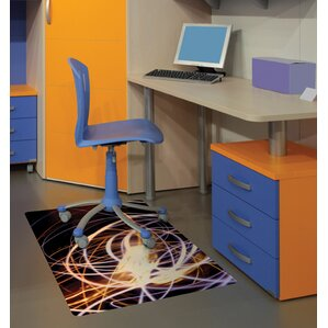 Colortex Hard Floor And Low Pile Carpet Chair Mat