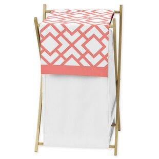 Look for Mod Diamond Laundry Hamper BySweet Jojo Designs