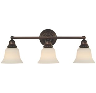 Best Price Cassell 3-Light Vanity Light By Andover Mills