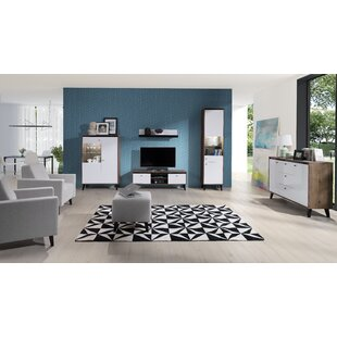 Clelie Entertainment Unit For TVs Up To 88