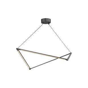 Orren Ellis Cadavid Linear Novelty Pendant