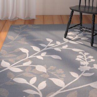 Laurel Gray/Beige Indoor/Outdoor Area Rug