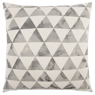 Cate Decorative 100% Cotton Throw Pillow