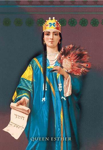 Buyenlarge Queen Esther Painting Print Wayfair