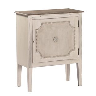 Landry End Table with Storage by Gabby