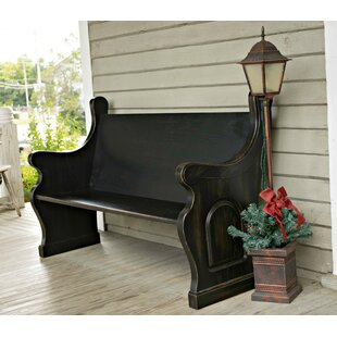 Wilmoth End Solid Wood Garden Bench