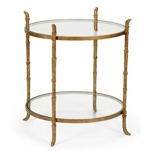 Carley End Table by Wildwood Design