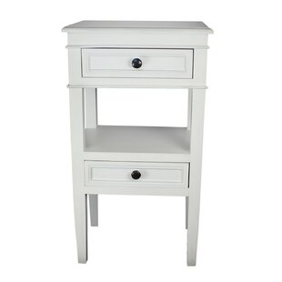 Braddy End Table with Storage ..