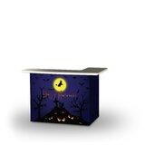 Adin Halloween Full Moon Home Bar