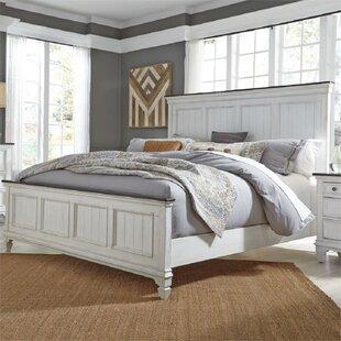 Holderman Queen Low Profile Platform Bed by Rosalind Wheeler