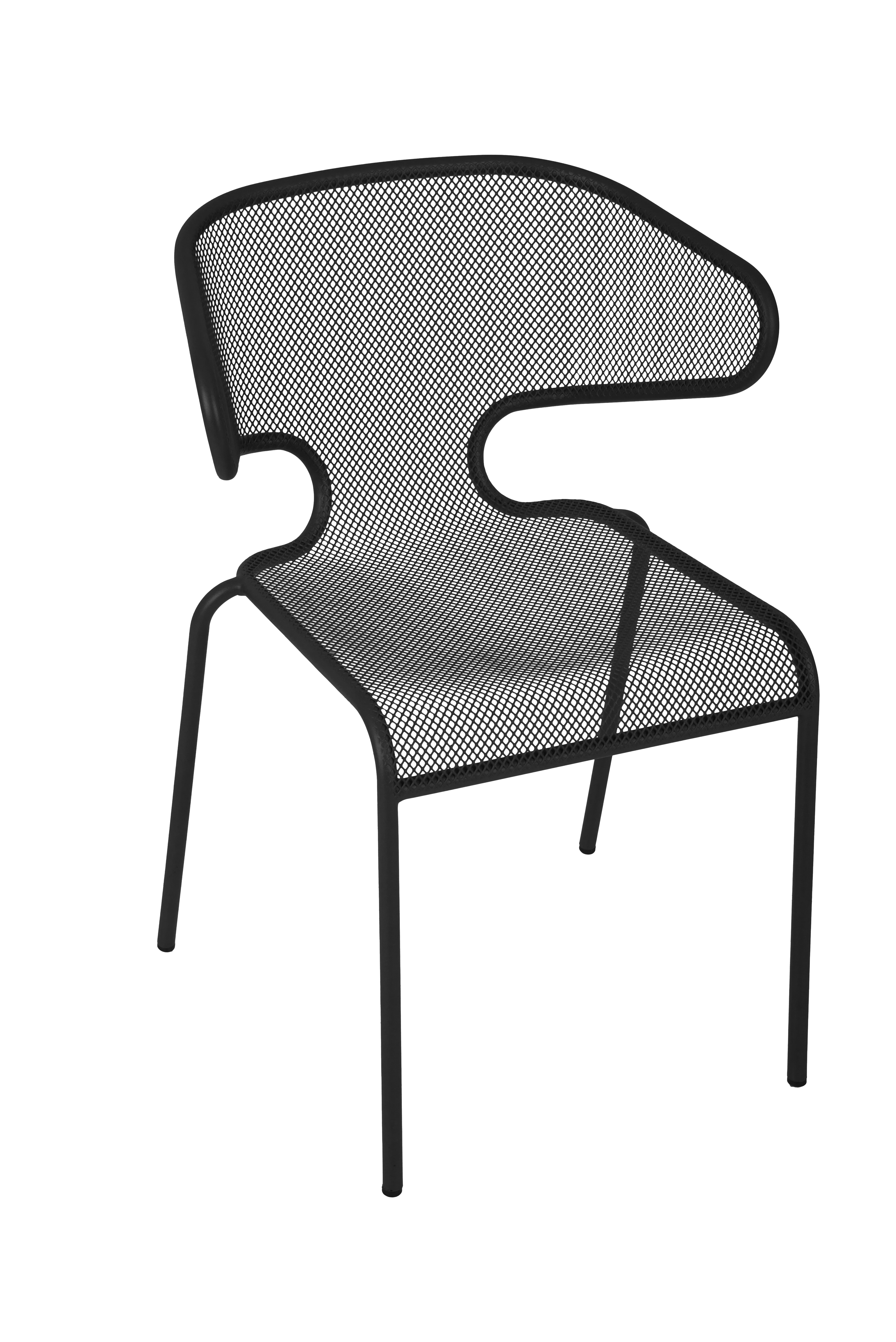 52c40c2701a4 BFMSEATING Maze Stacking Patio Dining Chair