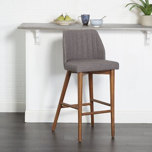 Marybeth Mid-Century Bar Stool Brayden Studio