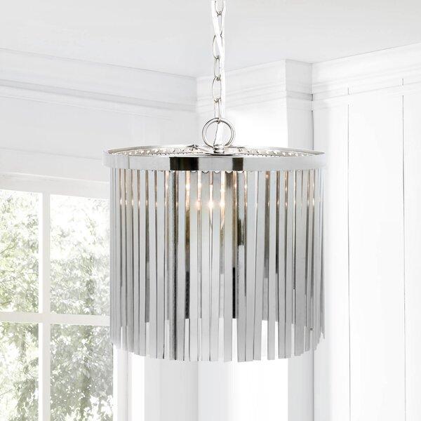 Polished Nickel Light Fixture Wayfair