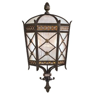 Great choice Chateau 2-Light Outdoor Flush Mount By Fine Art Lamps