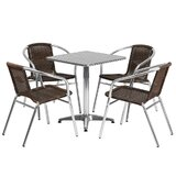 Perei 5 Piece Dining Set