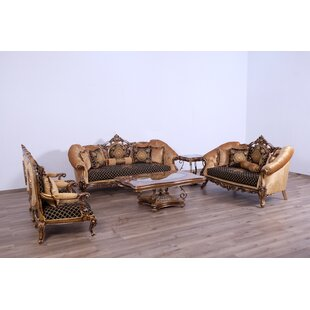 Rosella 2 Piece Coffee Table Set