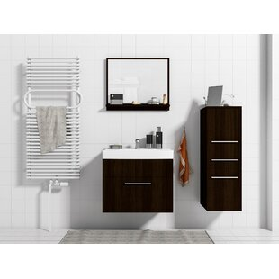 Cuomhouse Bathroom Storage Furniture Set By Mercury Row