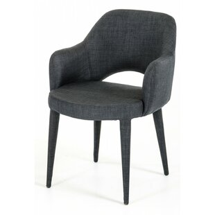 Stern Upholstered Dining Chair Wrought Studio