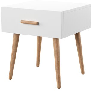 Mcateer 1 Drawer Nightstand