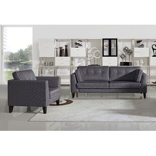 Find a Mayfair Configurable Living Room Set by DG Casa Reviews (2019) & Buyer's Guide