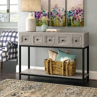 Omar Console Table by Laurel Foundry Modern Farmhouse