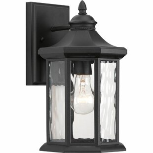 Enola 1 Light Outdoor Wall Lanter by Darby Home Co