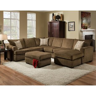 Red Barrel Studio Bourget Sectional
