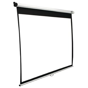 Best Deals 120 Manual Projection Screen By Elite Screens