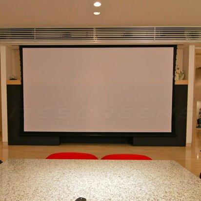 Elite Screens Cinetension2 Electric Projection Screen Wayfair