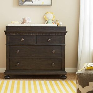 Smiling Hill 4 Drawer Dresser by Stone & Leigh? by Stanley Furniture