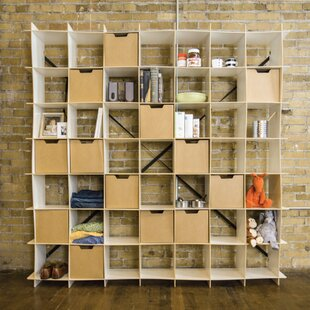Deals Foxworth 79 Cube Unit Bookcase by Ebern Designs Reviews (2019) & Buyer's Guide
