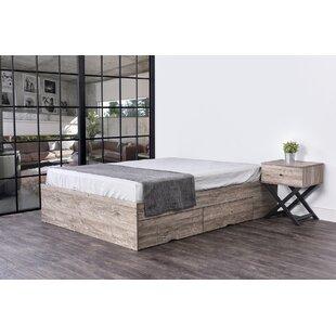 Order Martinez Storage Panel Bed by Orren Ellis Reviews (2019) & Buyer's Guide