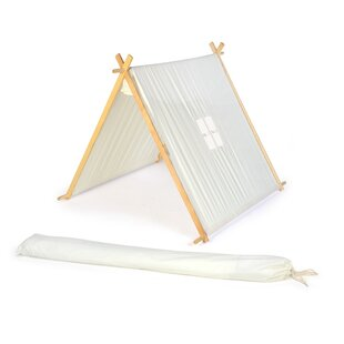 A-Frame Play Teepee with Carrying Bag By Trademark Innovations