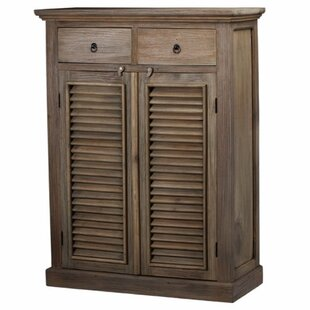 Clearance Christley 2 Drawer Accent Cabinet ByGracie Oaks