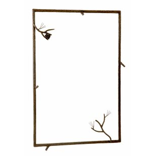 Fleur De Lis Living Christenson Large Wall Mirror