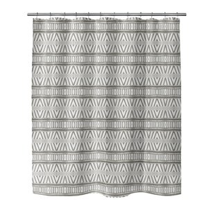 Violet Single Shower Curtain