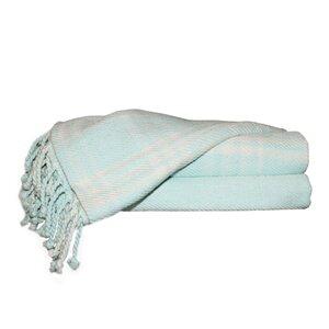 Southington 100% Cotton Throw Blanket