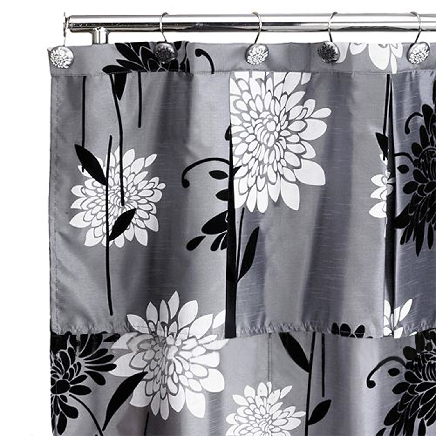 Darby Home Co Chereen Single Shower Curtain Reviews Wayfair