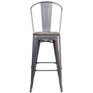Vicky 30 Bar stool by Williston Forge