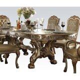 Ranck Extendable Trestle Dining Table by Rosdorf Park