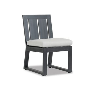 Redondo Patio Dining Chair with Cushion